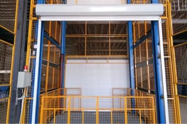 倉儲升降貨梯