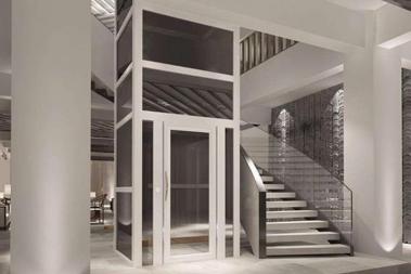 螺桿式家用小型電梯