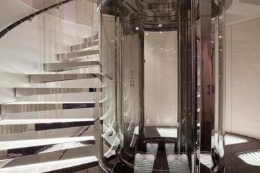 簡易小型家用電梯