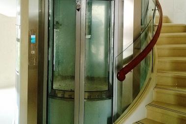 別墅家用電梯