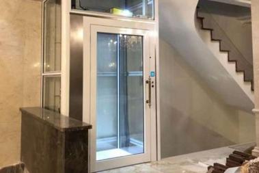 樓道式電梯